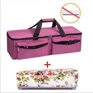 💕Cricut Carry Case plus Dust Cover Brand New💕